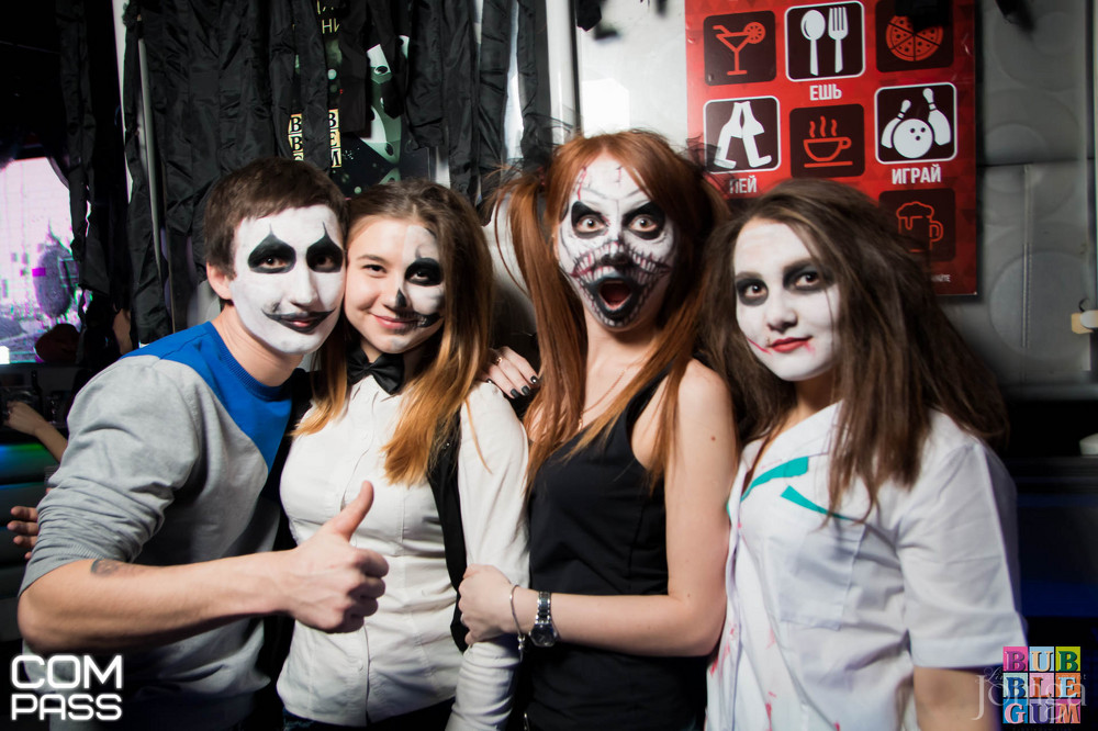 Фото с хэллоуина пенза