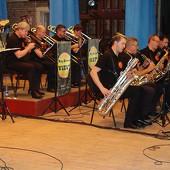 Джаз-оркестр «Визит» в рамках проекта «Джаз-детям»
