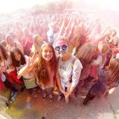 Фестиваль красок в Казани