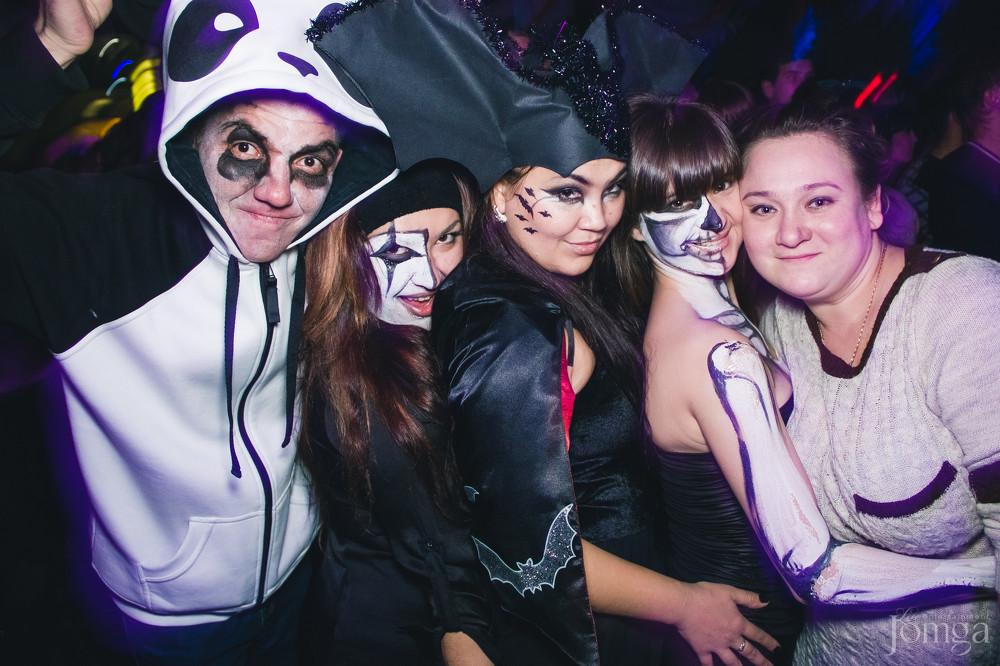 Фото хэллоуин в клубе вегас п ильский