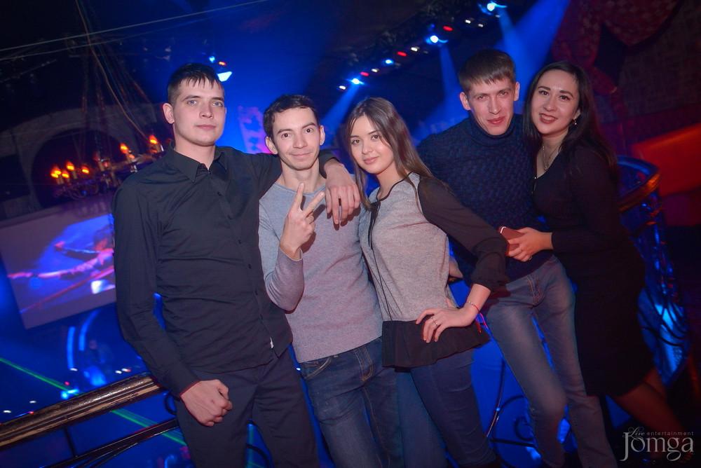 валенки ночной клуб